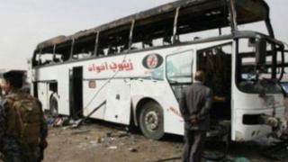 Atentat sângeros în Irak