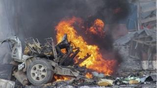 Atentat sângeros în Somalia