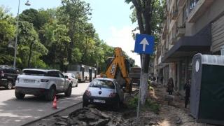 Atenție pe unde circulați în Constanța! Primăria execută mai multe lucrări!