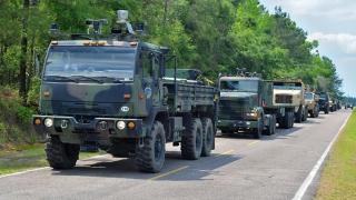 Atenţie, şoferi! Coloane militare în trafic! Vezi drumurile afectate!