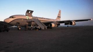 Aterizare de urgență a unui avion SUA de spionaj, în Siberia