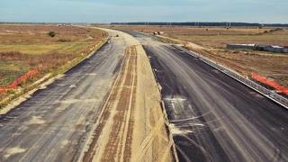 Câţi km de autostradă s-au construit în 2018?