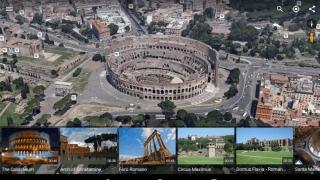 Atlasul digital Google Earth, relansat într-o versiune mai bogată în informații