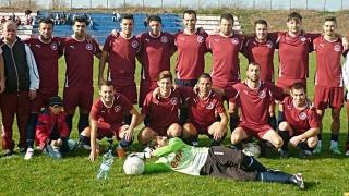 Atletic 2 Mai a devenit favorită la promovarea în Liga a IV-a
