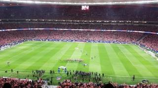 Atletico Madrid a inaugurat noua sa arenă, Wanda Metropolitano