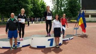 Atleți constănțeni, pe podium la Campionatele Naționale școlare