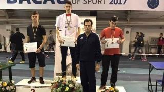 Atletul constănțean Marian Petre, campion național de juniori 2