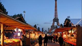 Au revoir, târg de Crăciun pe Champs-Elysees!