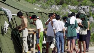 Australia nu mai dă bani pentru refugiații aduși pe continent la tratament medical