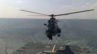 Navă-cargo, scufundată în Marea Neagră. Operațiuni de salvare în desfășurare