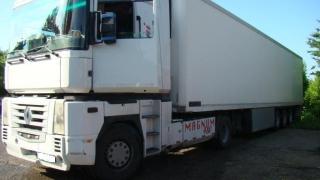 Autocamion furat în Ungaria, descoperit în județul Constanța!