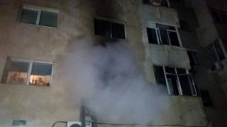 Ipoteză șocantă în cazul incendiului de la Constanța. Mama ar fi dat foc apartamentului