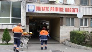 Avalanșă de pacienți la Spitalul de Urgență! Secția de Pediatrie, plină ochi!