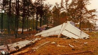 Avion de mici dimensiuni, prăbușit în Slovenia
