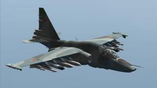 Avion de vânătoare prăbușit în Rusia