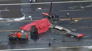 Avion prăbușit în Arizona