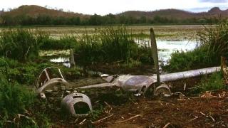 Avion prăbuşit în Papua Noua Guinee