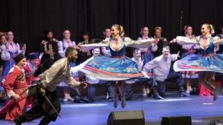 Cazacii Rusiei, un show grandios