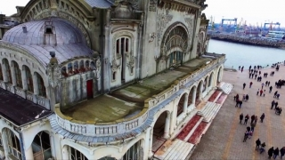 Inaugurat în prezența principelui Ferdinand în 1910, Cazinoul din Constanța ar putea străluci din nou din 2022