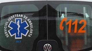 CAZUL ambulanțierilor din Olt! Activitatea continuă - s-a găsit o soluție!