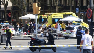Barcelona a scăpat de o explozie totală: 120 de butelii găsite în adăposturile teroriştilor