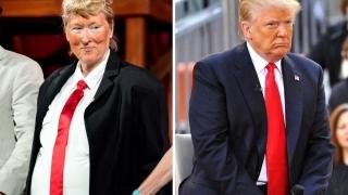 Bășcălie în stil hollywoodian: Donald Trump, ridiculizat de Meryl Streep