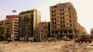 Bătălia pentru Alep a ajuns la final