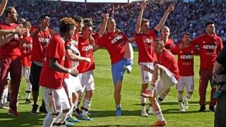 Bayern Munchen, pentru a patra oară consecutiv campioană a Germaniei