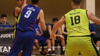 BC Athletic susține în weekend două meciuri la Sibiu