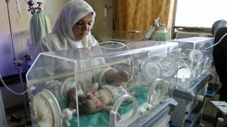Bebeluși prematuri, morţi într-o maternitate din Bagdad