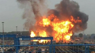 Bilanț în creștere al exploziei de la uzina BASF din Germania