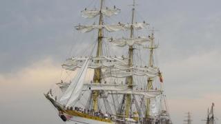 """Black Sea Tall Ships Regatta 2016"" pornește la drum de la Constanța"