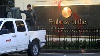 Bombă neutralizată lângă ambasada SUA de la Manila