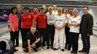 Bowling în weekend la Constanța: Campionatele Naționale de duo și trio
