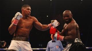 Boxerul Anthony Joshua și-a păstrat centurile IBF și WBA