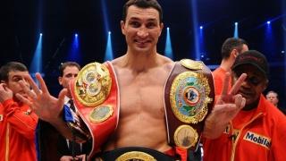 Boxerul ucrainean Vladimir Kliciko a agățat mănușile în cui