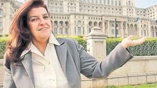 """Brandul """"Casa Poporului"""" aparţine urmaşilor arhitectei lui Ceauşescu"""