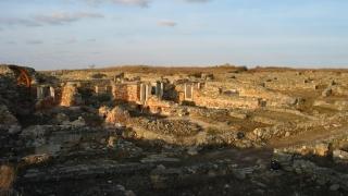 Bulgarii survolează siturile arheologice constănțene cu drone