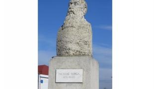Bust al lui Nicolae Iorga, dezvelit pe 19 noiembrie, în Albania