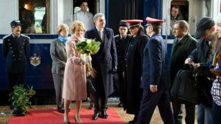 Familia Regală sărbătorește Ziua Națională în tren