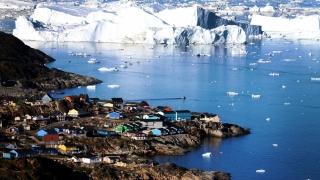 Calota glaciară a Groenlandei ar putea dispărea?