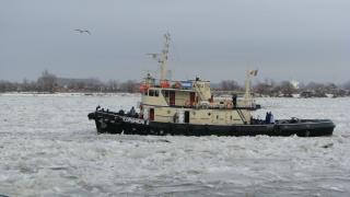 Canalul Sulina, blocat! Nicio navă nu iese şi nu intră!