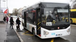 Când se vor plimba constănțenii cu autobuze noi?