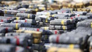 Captură-record de cocaină în Italia