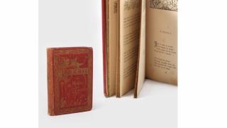Cărți bibliofile în ediții princeps, la licitație