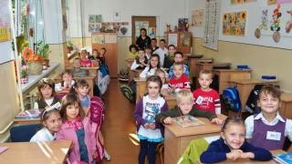 Câți elevi au fost admiși la clasa pregătitoare