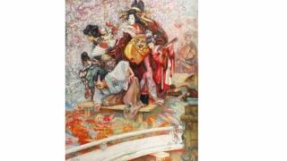 Cea mai importantă operă a impresionismului românesc, nevăzută de un secol