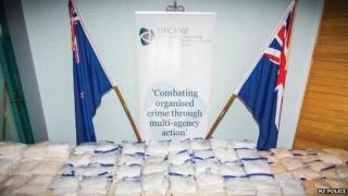 Cea mai mare captură de droguri din Noua Zeelandă
