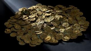 Cea mai mare comoară descoperită în România, recompensată cu... 32.000 de euro
