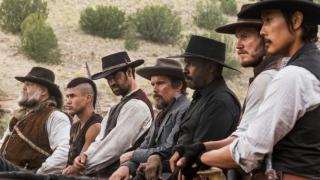 """Remake-ul filmului """"Cei șapte magnifici"""", în fruntea box-office-ului american"""